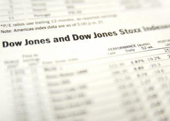 Dow Jones stock indexes